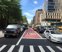 3 Things DPW and Transportation Professionals Should Know about Bus and Bike Lanes
