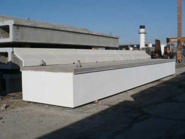 Visi-Barrier® Ballast Curb