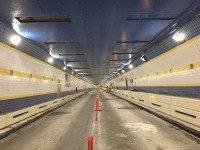 Transpo® Works with NYC to Fix Tunnel Infrastructure